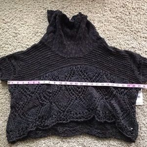 Free People Sweaters - Free People cropped turtleneck
